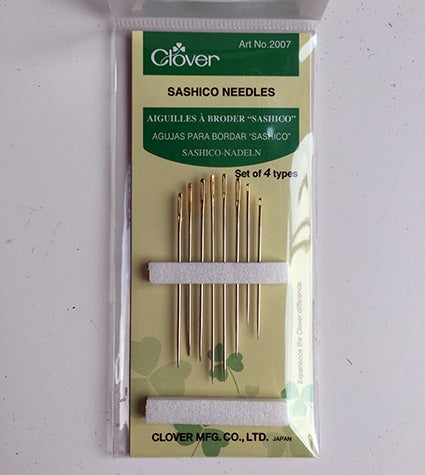 Image of Sashiko needle, Clover