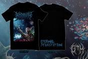Image of Bloodgush - Eernal Devastation Shirt
