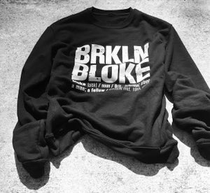 Image of BRKLN BLOKE Classic Sweater