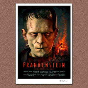 Image of Frankenstein Poster