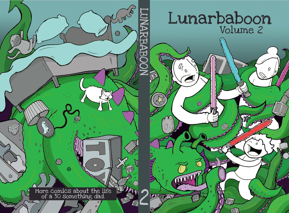 Image of Lunarbaboon: Volume 2