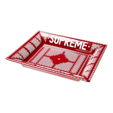 Image of Supreme Hermes Style Ceramic Tray