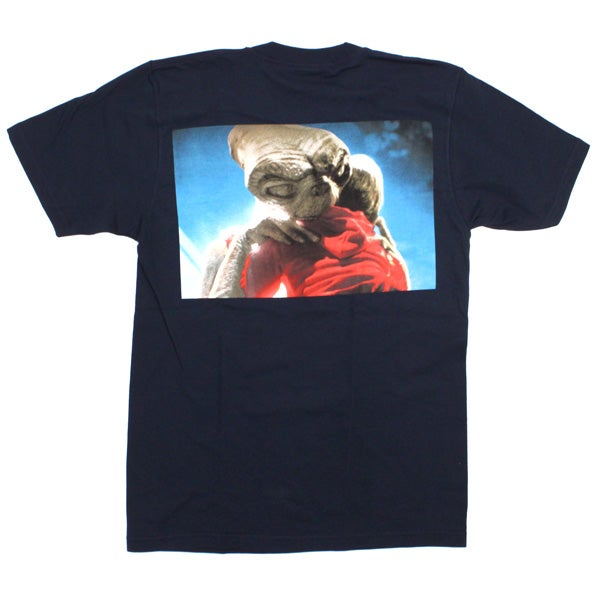 Image of Supreme E.T Tee Navy XL