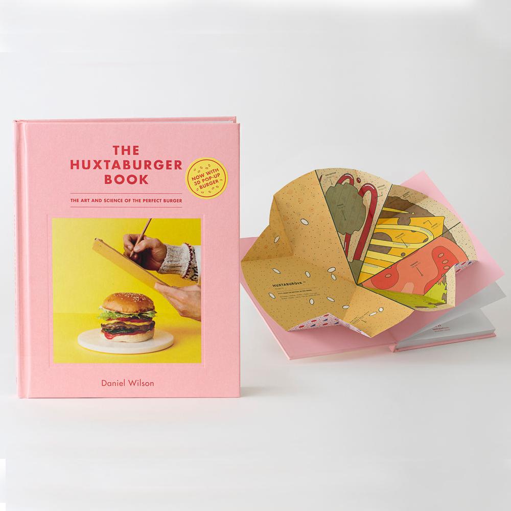 Image of The Huxtaburger Book
