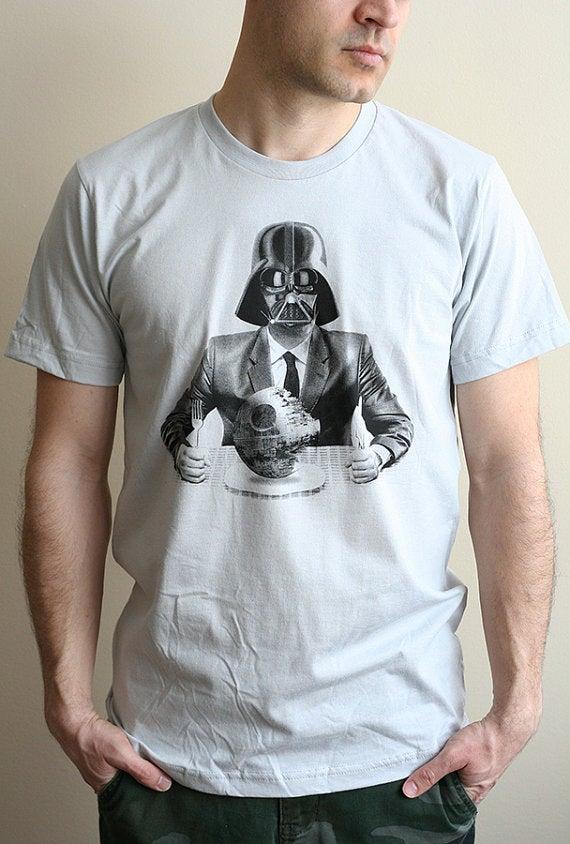 Image of Appetite For Destruction - Mens t shirt, t shirt for men Star Wars shirt, Darth Vader t shirt