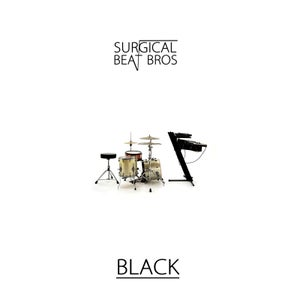 Image of Surgical Beat Bros - Black - Digipak