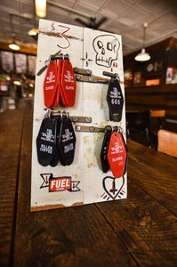 Image of Fuel Cafe Key Chain