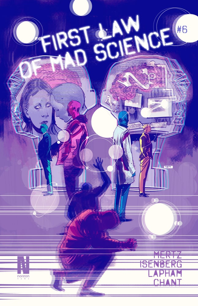 Image of First Law of Mad Science - Issue #6