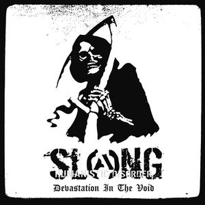 """Image of SLANG """"Devastation In The Void"""" LP"""