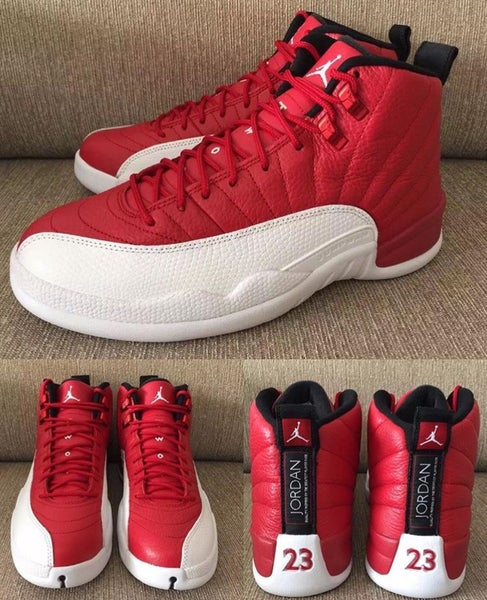 Image of AIR JORDAN 12 VARSITY RED | GS
