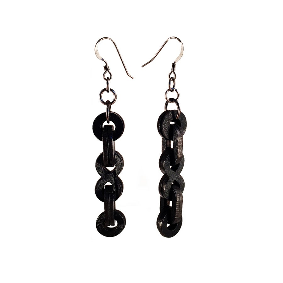 Image of Infinity Earrings
