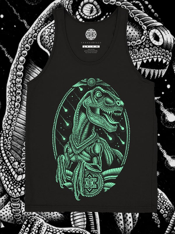 Image of Prehistoric Futures Tank Top (Unisex)