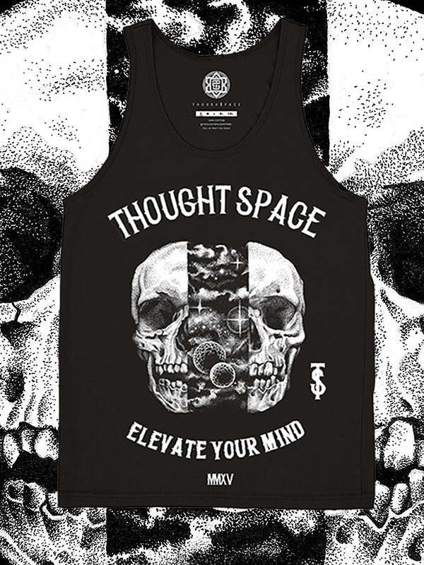 Image of The Space Between Tank Top (Unisex)