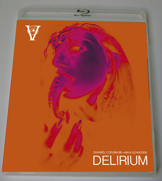Image of DELIRIUM - BLU-RAY-R + DVD (HD COLLECTION #1) 2nd Edition