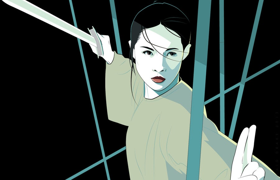 "Image of ""Jen Yu"" Crouching Tiger Hidden Dragon"