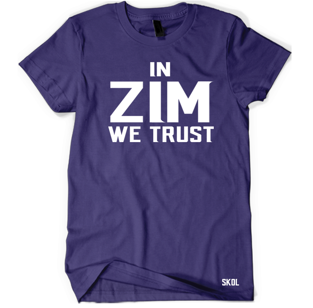 Image of In Zim We Trust (Available Oct 6)