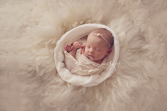 Image of Mia Joy Ruffled Wrap {Cream}