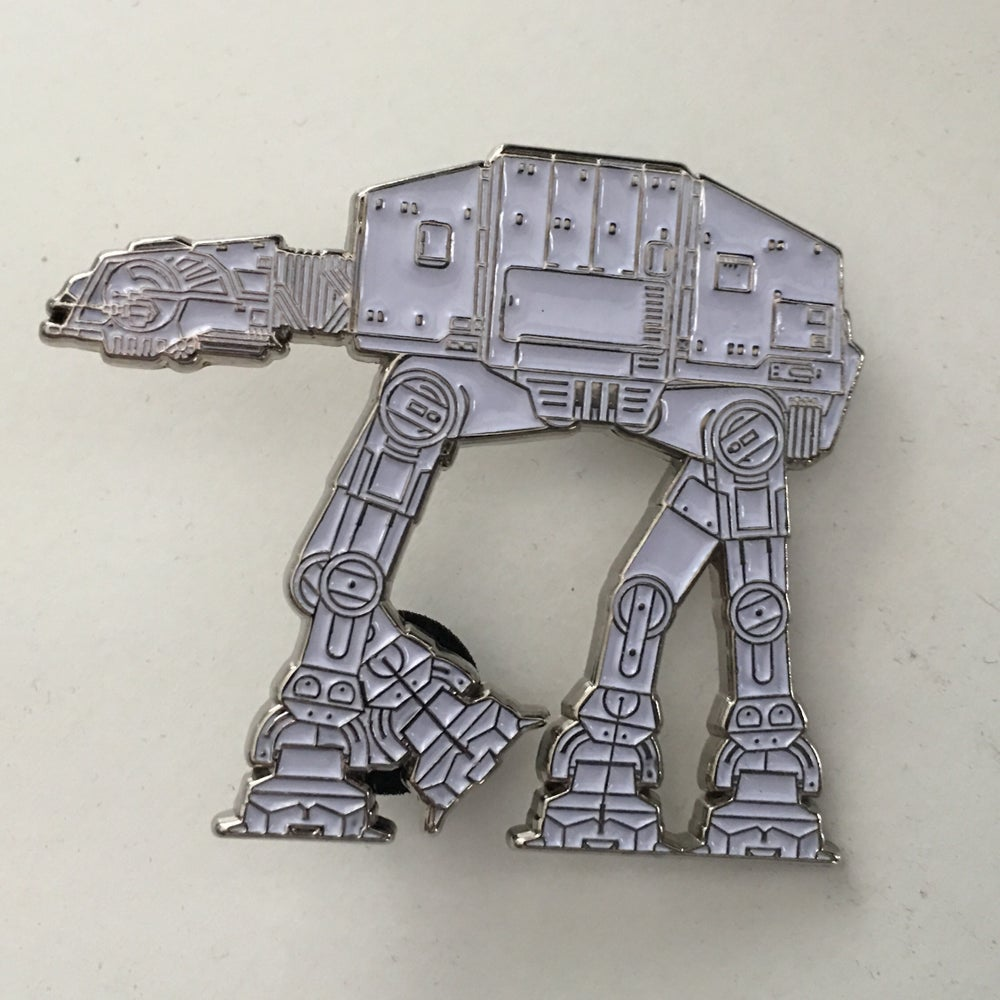 Image of AT-AT Lapel Pin