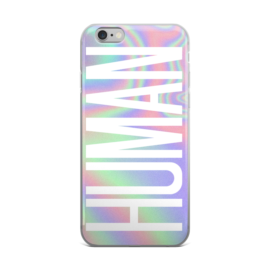 Image of HUMAN (iPhone Case 6s/6s Plus)