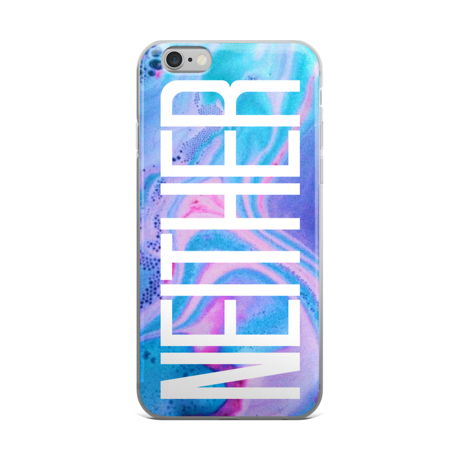 Image of NEITHER (iPhone Case 6s/6s Plus)