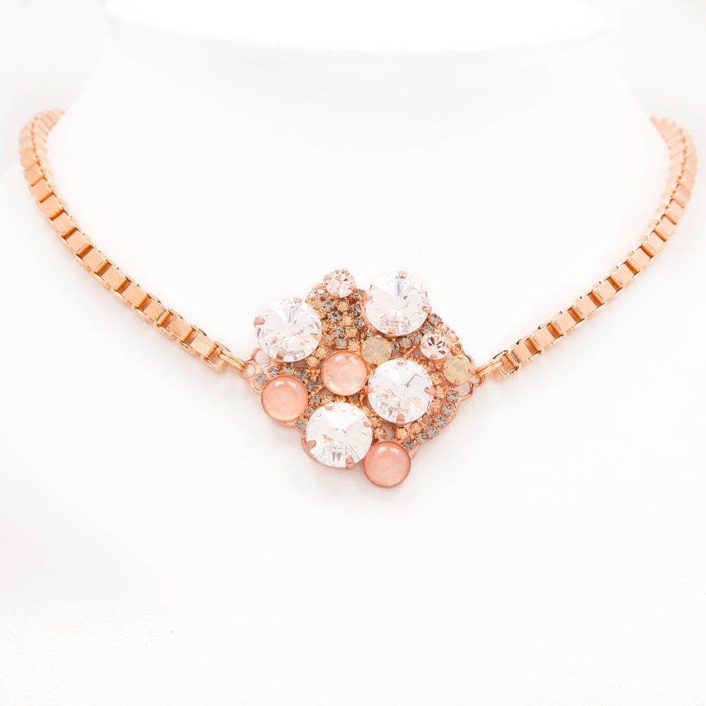 Image of Pink Fizz Necklace