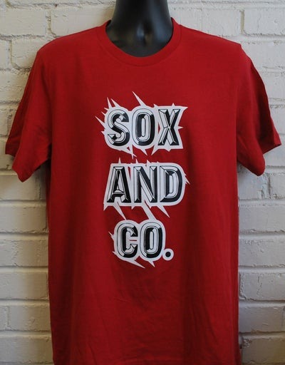 Image of Sox & Company Men's Electric Tee