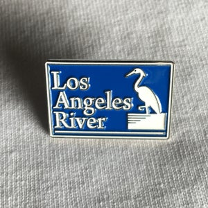 Image of LA RIVER PIN
