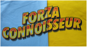 Image of 'FORZA CONNOISSEUR'