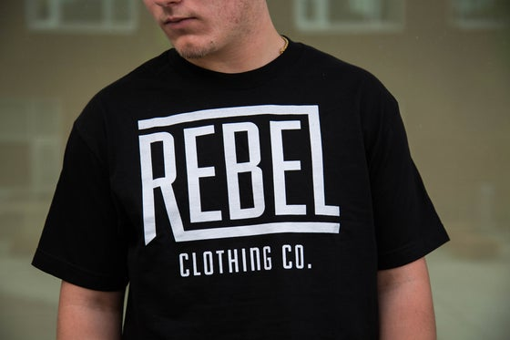 Image of REBEL TEE CLASSIC