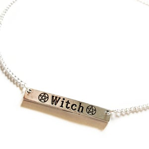 Image of Witch Choker Necklace