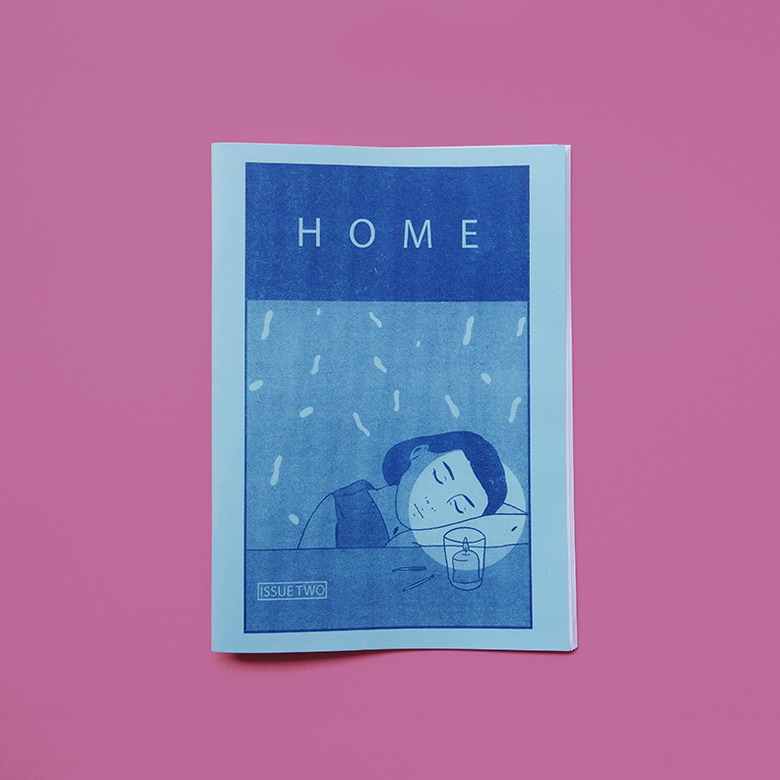 Image of Home Zine Issue 2