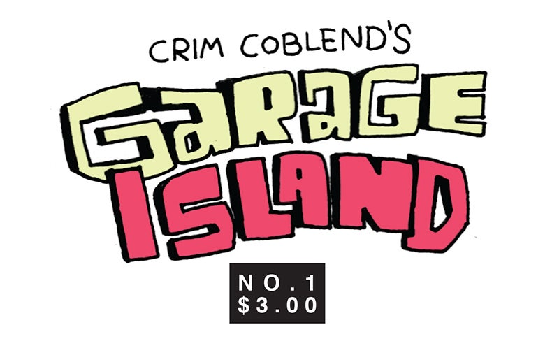 Image of GARAGE ISLAND #1+2