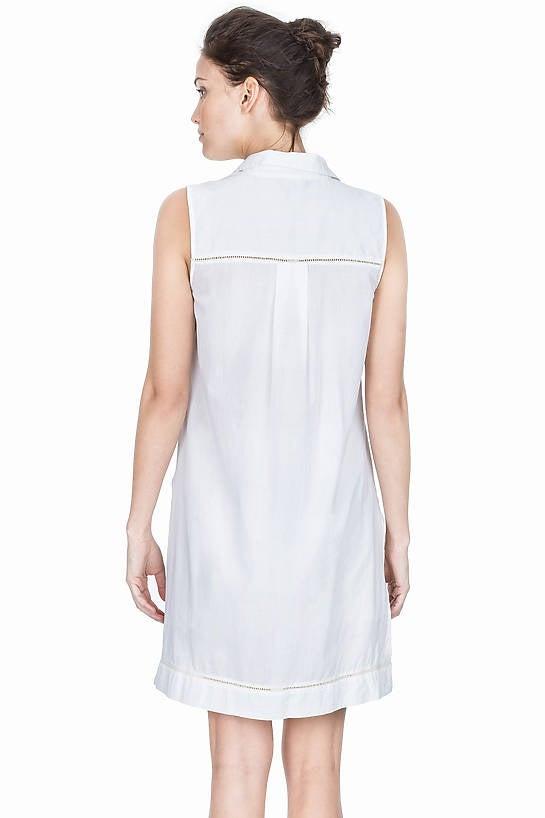Image of Lilla P Woven Cotton Tunic