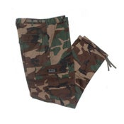 Image of 90East 88 Cargo Pants Camo