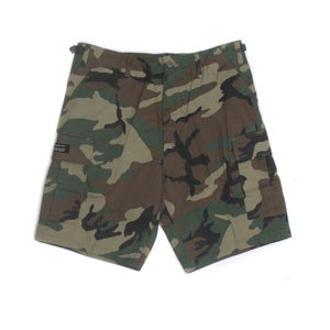 Image of 90East Cargo Shorts Camo