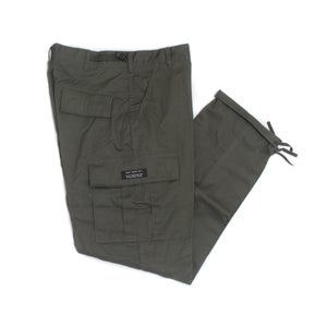 Image of 90East Cargo Pants Olive Green