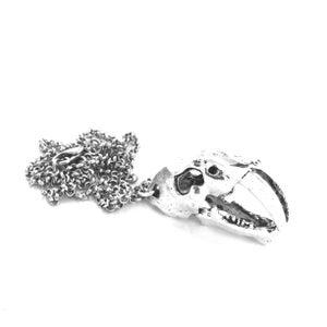 Image of Sabretooth Skull Necklace