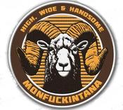 Image of Monfuckintana: Ram Patch