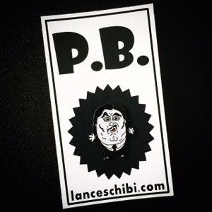 Image of P.B. Enamel Pin