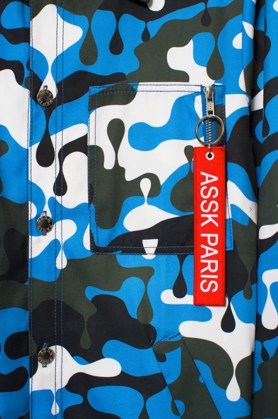 Image of DRIP CAMO Jacket