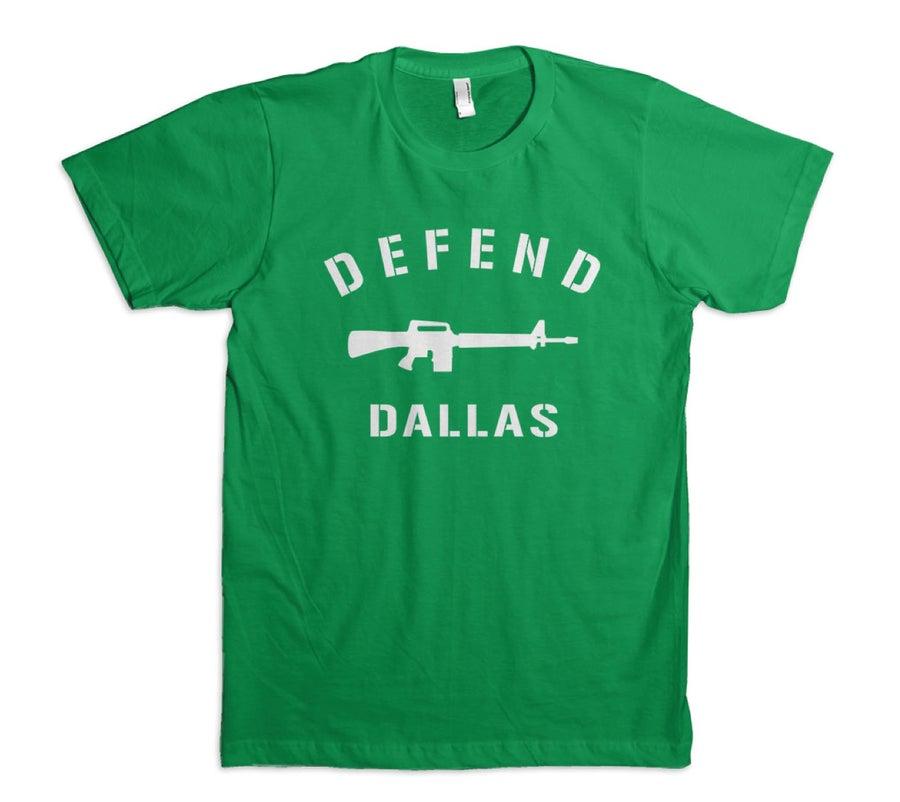 Image of Defend Dallas