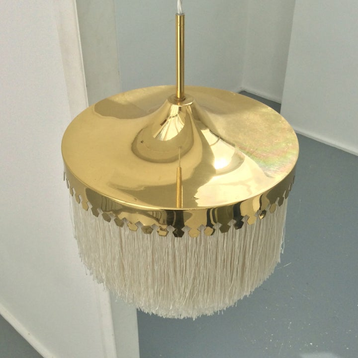 Image of Fringed Pendant Light by Hans Agne Jakobsson