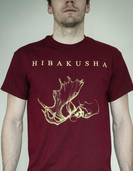 Image of T-Shirt Incarnation Artwork - Red