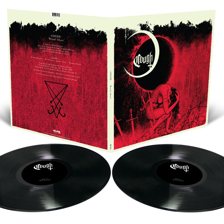Image of COUGH - Ritual Abuse - 2XLP
