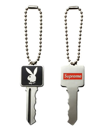 Image of Supreme Playboy Key