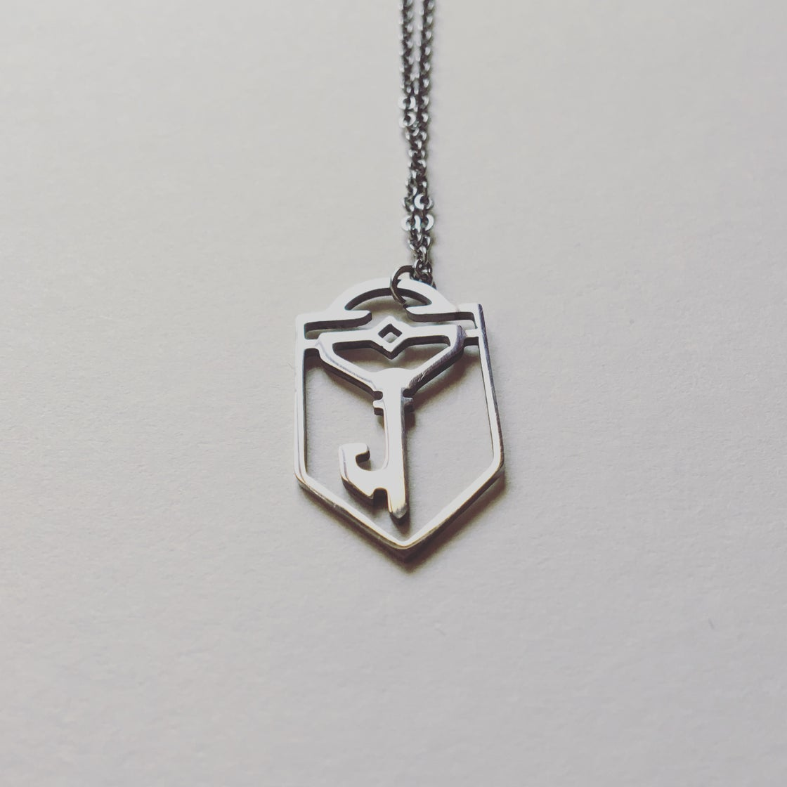 Image of Resistance Steel Necklace