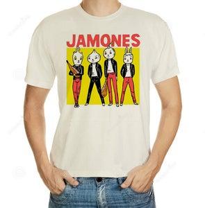 Image of LOS JAMONES T-SHIRT