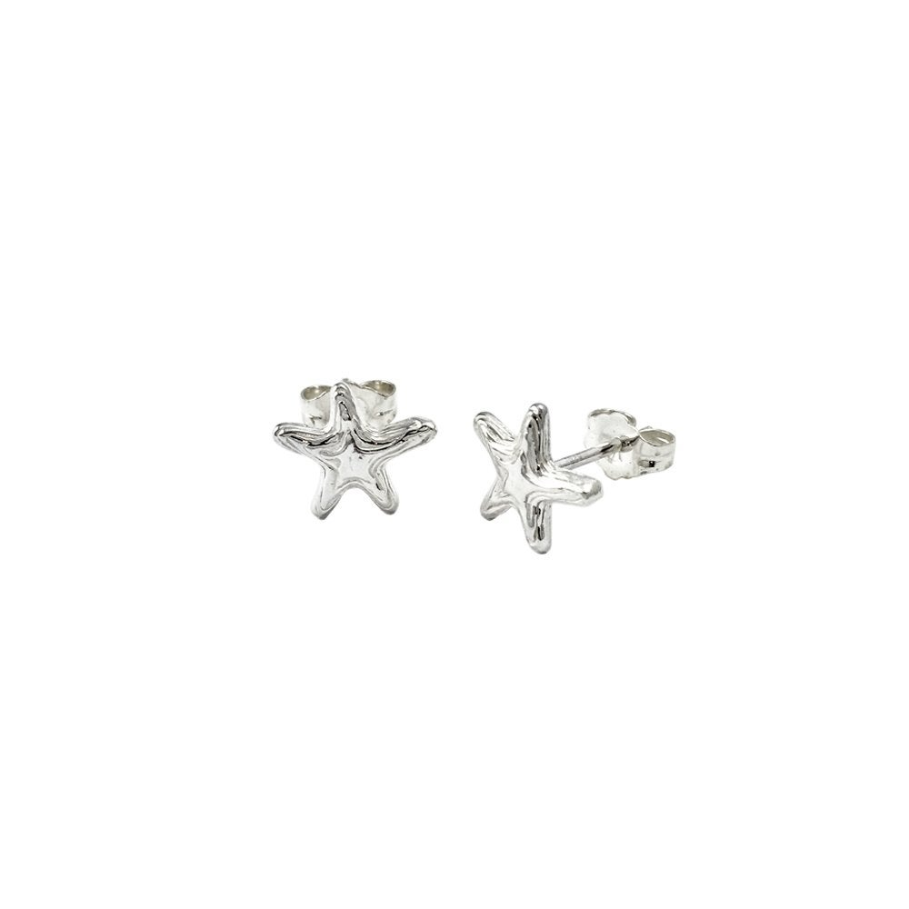 Image of Starfish Studs 3D mini