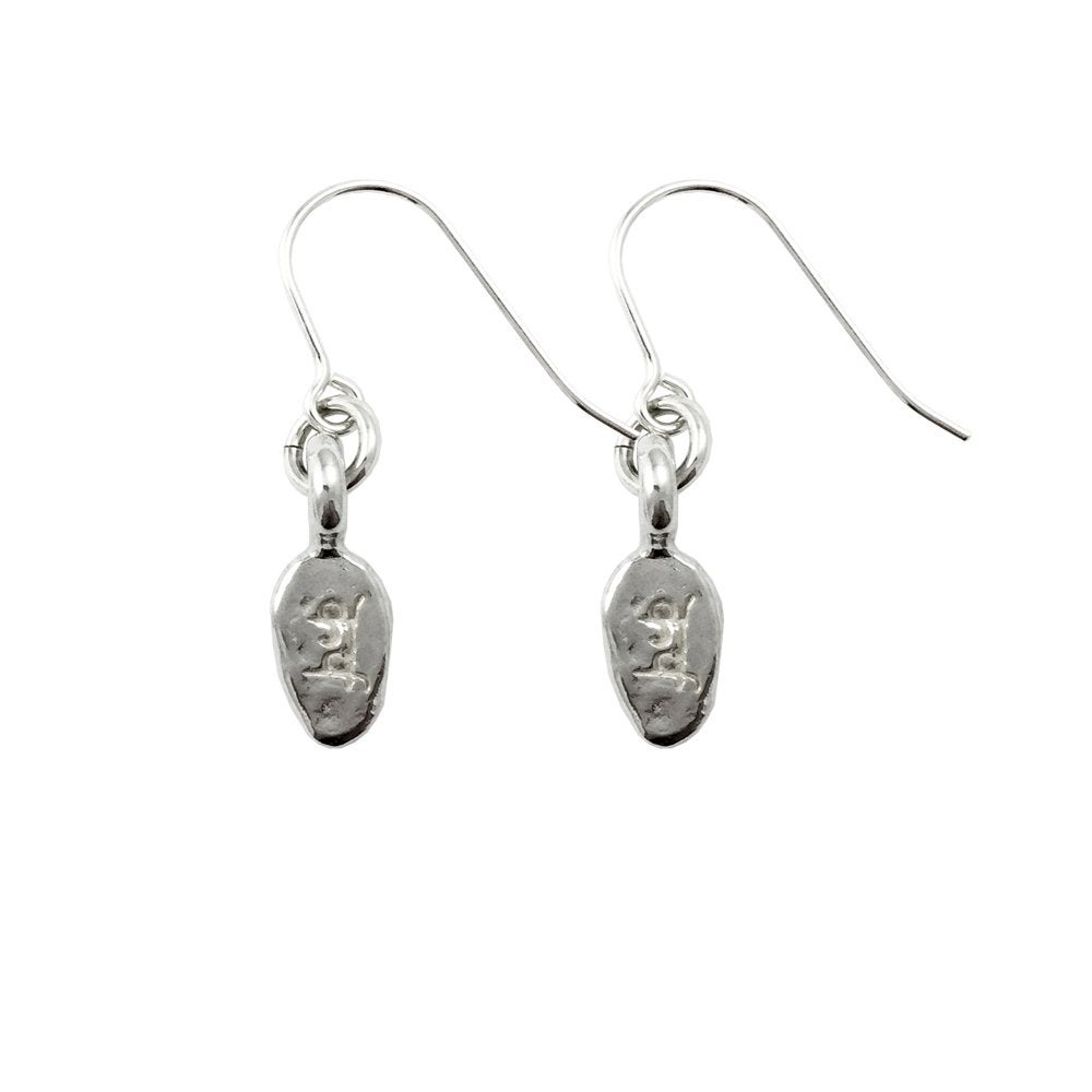 Image of Lotus Petal Necklace Karma Earrings : Balance of Actions
