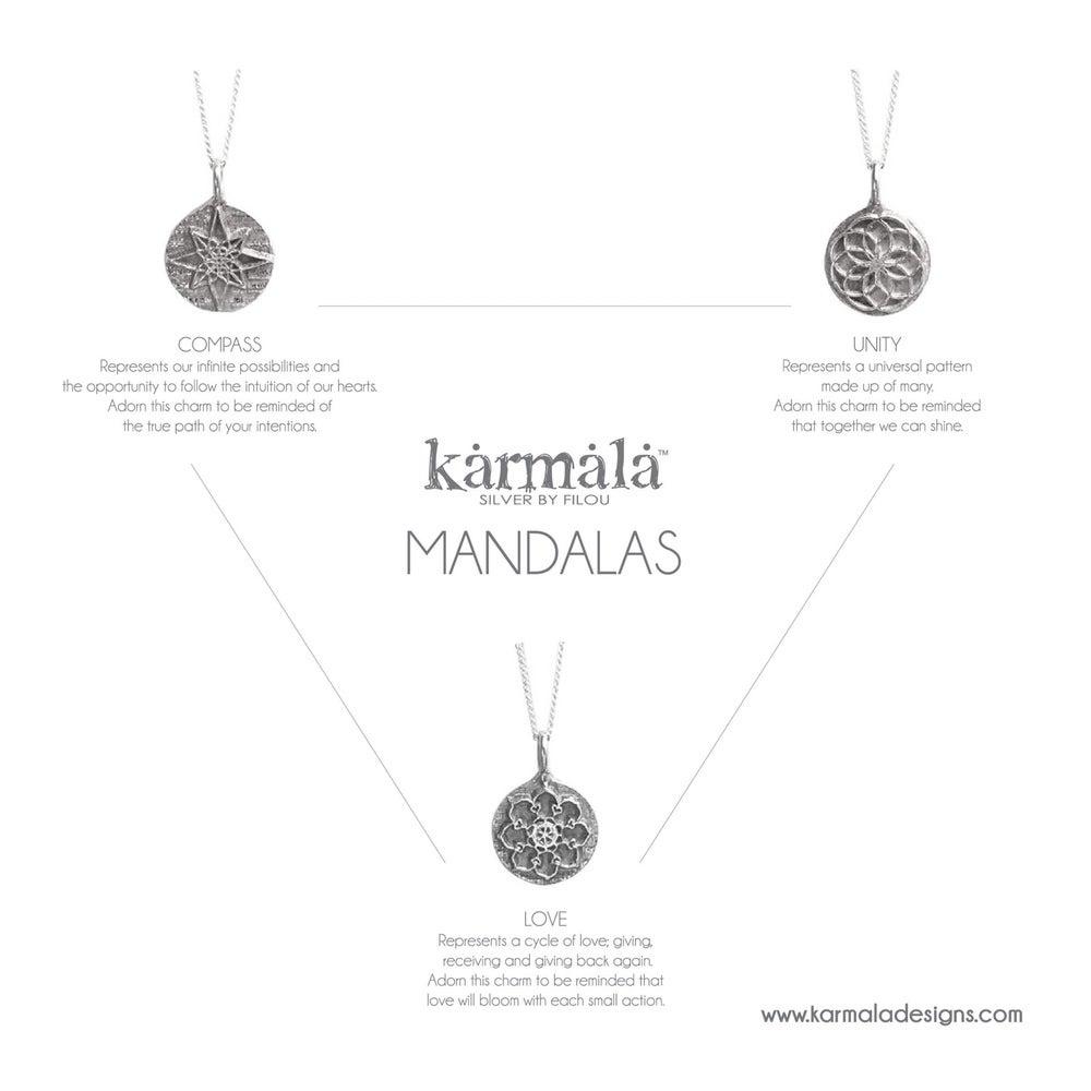 Image of Mandala Necklace